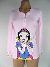 Peter Alexander Womens Disney Snow White Long Sleeve Top Tee BNWT- Choose Size