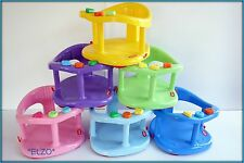 NEW BABY BATH RING TUB SEAT CHAIR for INFANT Child and Mother by K & D Pink box