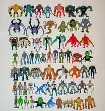 Ben 10 Figures - £1 to £5 each - CHOICE of 10cm Action Figures from Bundle/Lot