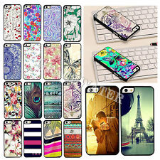 New Fashion Beautiful Painted Case For iPhone4 4S 5 5S 5C Skin Cover Hard Back