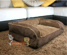 New 2014 Deluxe Detachable Pet Cat Dog Bed House Sofa Cushion DB021
