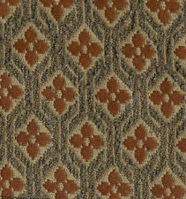 Textured Print Fabric - Upholstery/Drapery  Beige/Gold