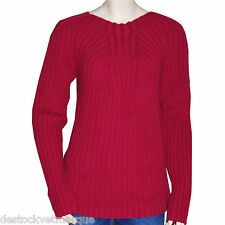 CHIPIE pull rouge femme taille L