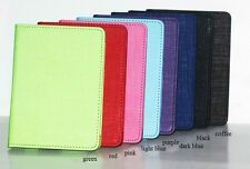 For Kobo Glo eReader Fashion Colorful Flip PU Leather Case Cover Pouch