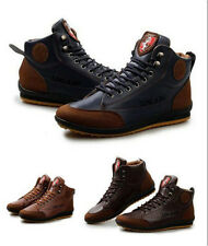 Men's Winter Wool warm Sport Lace up fashion Sneakers Ankle Boots Shoes MS256