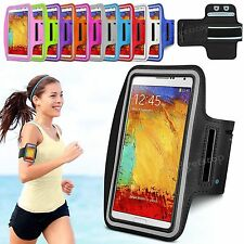 Premium Sports Running Gym Armband Case Cover For SAMSUNG Galaxy Note 3 / 2