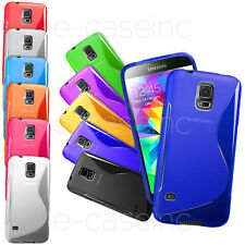 COQUE HOUSSE CASE GEL S LINE SAMSUNG GALAXY S3 Mini S3, S4 Mini, S4, S5, S5 Mini