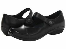Women's Dansko Marseille Collection Opal Mary Jane Shoe Black Nappa Leather