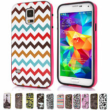 ON SALE~2014 NEW Protective DURABLE Skin Cover Case For Samsung Galaxy S5 5th