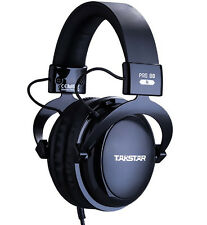 Takstar HI-FI Headphone Pro-80 Headset DJ.Professional Monitoring Earphone cool