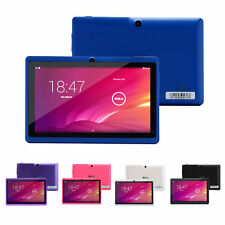 """IRULU New Tablet PC Multi-Color 7"""" Google Android 4.2 Dual Core & Cam 8GB & 16GB"""