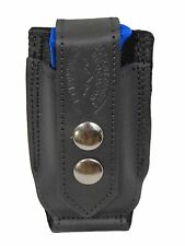 NEW Barsony Black Leather Single Mag Pouch Ruger, Kel-Tec Mini/Pocket 22 25 380