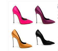 Womens Fashion Pointed Toe Stilettos High Heel Pumps Court Party Wedding Shoes