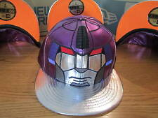 Transformers 4 Age of Extinction Exclusive 5950 New Era Galvatron Face Hat NWT
