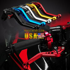 Clutch Brake Six Colors CNC Levers For Ducati ST2 1998-2003 ST4/S/ABS 1999-2003