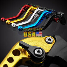 Hot CNC Clutch Brake Levers For Honda CBR600RR 07-12 CBR1000RR/FIREBLADE 08-12