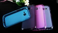 Fitted Case Soft Skin Cover for Samsung Galaxy Star Pro S7260 S7262 Dual Sim