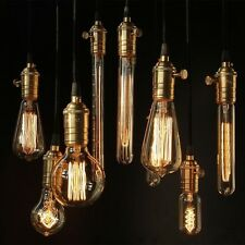 Filament Light Bulbs Vintage Retro Antique Industrial Style Lights Edison Bulbs