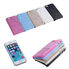 New Luxury Colorful Shockproof Dust Proof Hard Matte Cover Case For iPhone 5 5S