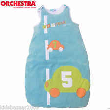 Orchestra baby applique car sleeping bag Size 3-6M/6-12M RRP€32.95