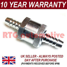 1X 2X 4X 10X HEAVY DUTY INDUSTRIAL ONE WAY NON RETURN CHECK VALVE FUEL OIL WATER