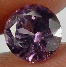 SPINEL Natural Purple Lavender Loose Ring stones Rare Round Oval & Rectangle Cut