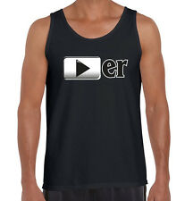 Player Tank top Radio Tank top Music Club Rave Cassette Tank top Party Vintage