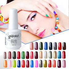 Elite99 UV LED Soak-off Gel Polish Nail Art Base Top Coat Gelpolish Varnish 15ml
