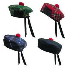 Tartanista Scottish Highland & Irish Tartan/Plaid Balmorals/Berets
