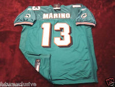 #13 DAN MARINO MIAMI DOLPHINS GREEN NFL SEWN JERSEY - CHOOSE SIZE