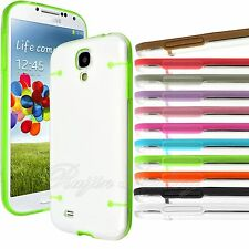 Slim Transparent Crystal Clear Hard Case Cover For Samsung Galaxy S4 MINI i9190