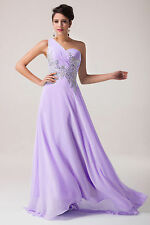 New Sexy Long Bridesmaid Cocktail Prom Party Ball Gown Formal Evening Dress