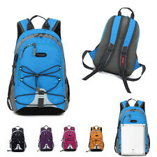 Girls & Boys Kids Children Blue Black Packback Mochilas bags for School travel