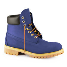 """SYCAMORE STYLE Custom Dyed """"Blue Ivy"""" Timberland Boots"""