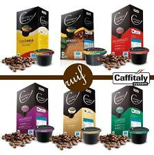 CAFFITALY ITALIAN COFFEE PODS 5 DIFFERENT BLENDS - 16 PODS