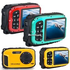 16MP impermeabile videocamera digitale DV Camcorder Audio 8x 10M Diving