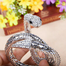 New Belly Dance Costume Dancing Jewelry Snake Wrist Accessory Gold/Silver