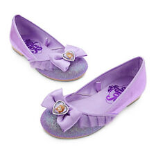 Disney Store Sofia the First Costume Shoes