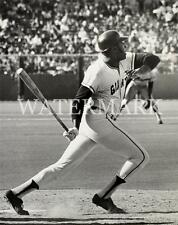 Willie McCovey Classic Takes A Big Hack 8x10 11x14 12x18 Color Photo Giants