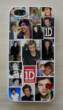 1D One Direction Harry Styles Collage Fitted Case iPhone 4/4S,5/5S,5C,6,6Plus
