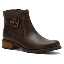 Women's Timberland Earthkeepers Bethel ZipOn Ankle Boot Brown 8329A