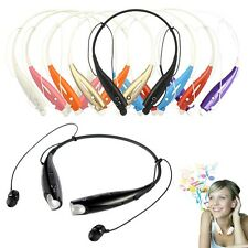 Bluetooth Wireless Headset for iPhone Samsung LG Stereo Handsfree Earphone Sport