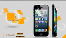 3-20pcs Apple iphone 5/5S/5C Ultra clear Glossy Screen protector/Protective Film