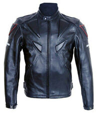 New PROFESSIONAL Motorcycle Street Riding Armor Waterproof Black Winter Jacket