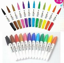 new whiteboard markers White Board Dry-Erase Marker Pens 12 Colors fine size nip