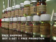 60 Essential Fragrance Oils Spa Candle Soap FreeShip 5 ml Buy 3 Get 1 Free #K1