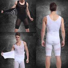 New Men Body Shaper Male Girdle Corset Compression Vest Shapewear Underwear M L
