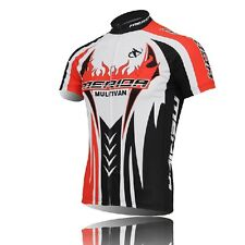 Outdoor Sport Cycling Jersey Bike Bicycle Clothing Short Sleeve Jersey CD0809-SJ