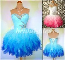 Short Cocktail Homecoming Dresses Multi-Color Prom Bridesmaid Dresses Sale New