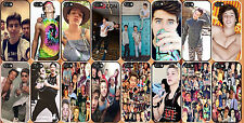 New for iPhone 5/5S hard case handsome magcon boys - add message if you need 5c